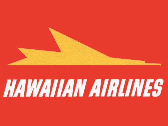 Hawaiian Airlines logo (1965-1973)