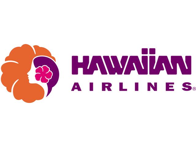 Hawaiian Airlines logo (1973-2001)