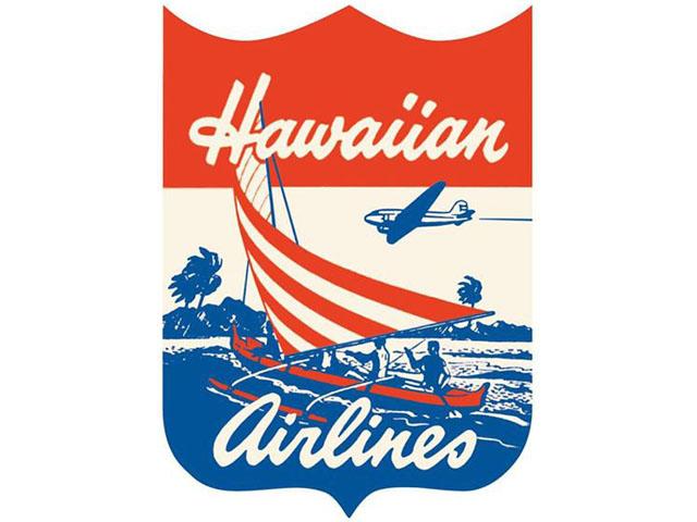 Hawaiian Airlines logo (1940s)