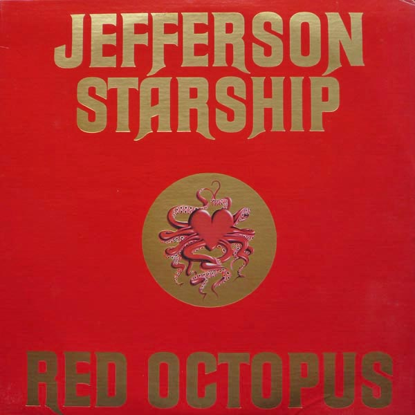 Jefferson Starship, Red Octopus