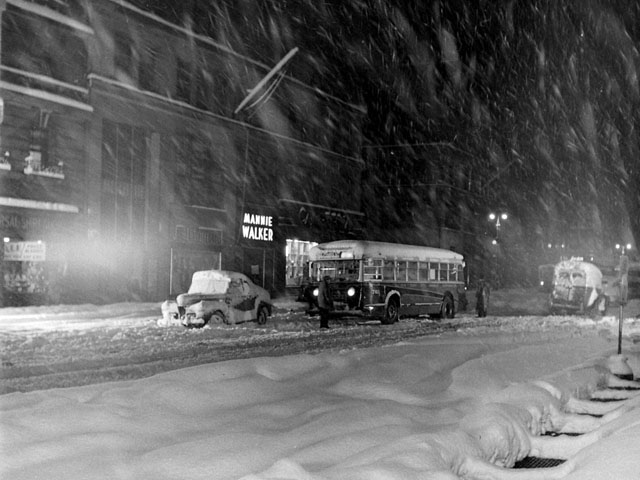 New York City Blizzard, 1947