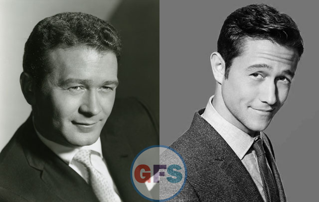 Separated at Birth? (Red Buttons and Joseph Gordon-Levitt)