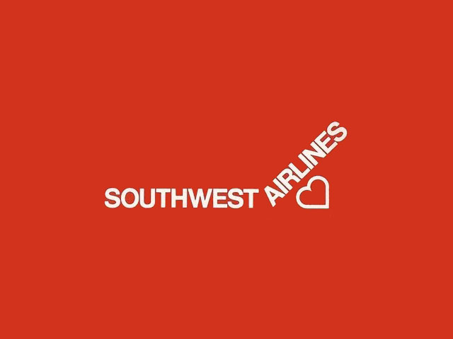 Southwest Airlines logo (1970s)