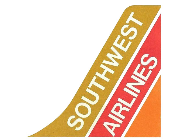 Southwest Airlines logo (early 1980s)