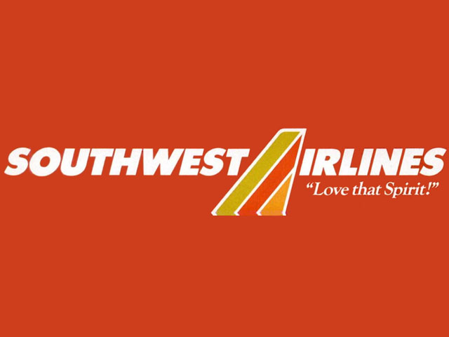 Southwest Airlines logo (1983)