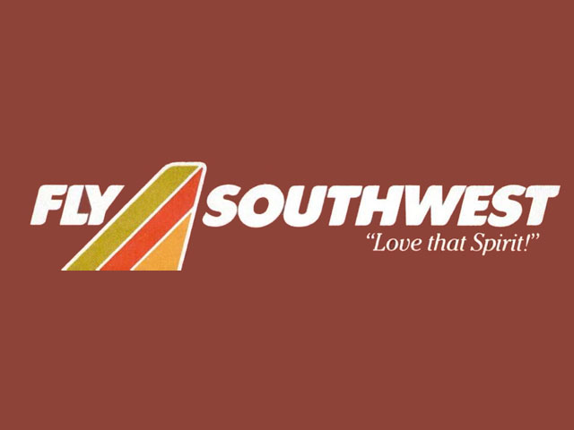 Southwest Airlines logo (1984)