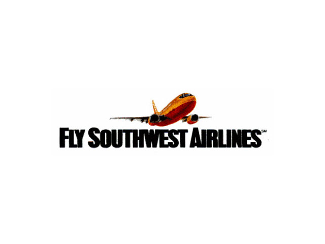 Southwest Airlines logo (1990)