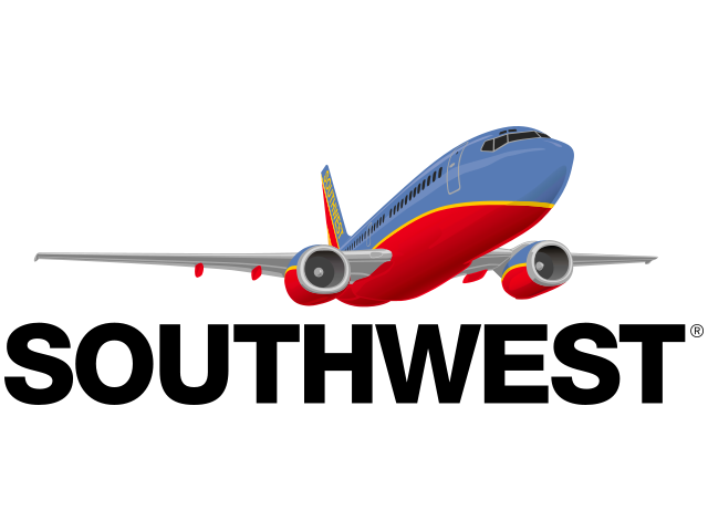 Southwest Airlines logo (1996-present)