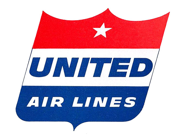United Airlines logo (1953-1961)
