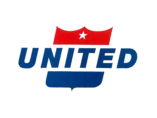 United Airlines logo (1961-1970)