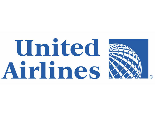 United Airlines logo (May 2010-Aug 2010)