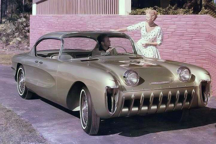 1955 Chevrolet Biscayne promo photo