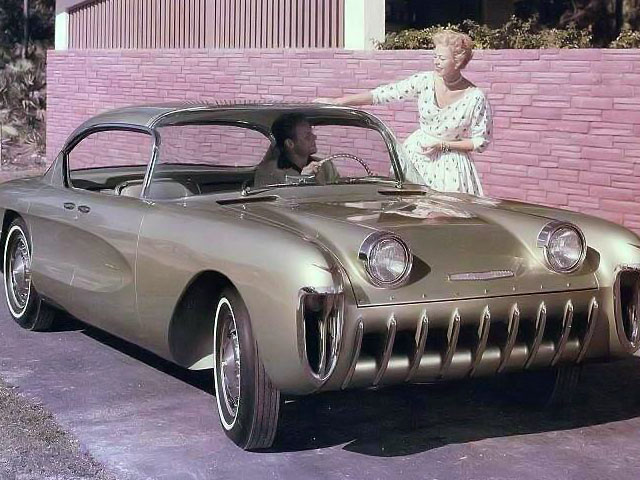 Concept Car Capsule: 1955 Chevrolet Biscayne