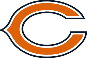 Chicago Bears logo (1974 - present)