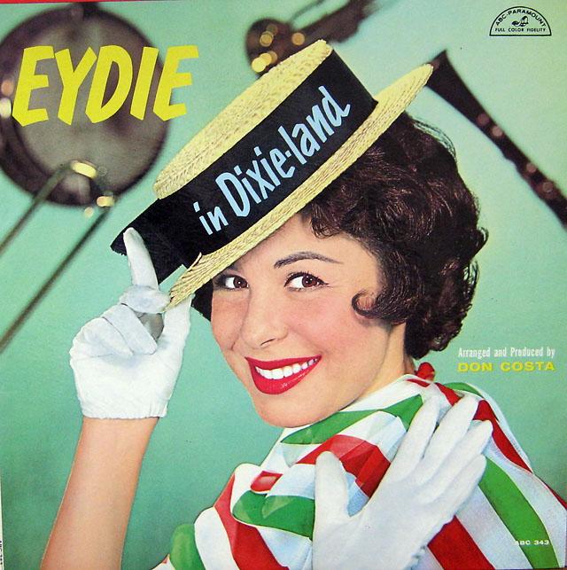 Eydie Gormé - Eydie in Dixieland