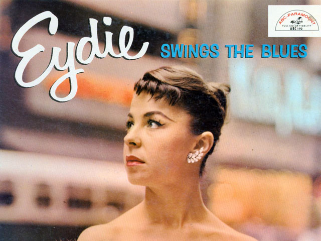 Album Cover of the Week: Two Sides of Eydie Gormé