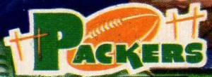 Green Bay Packers Logo (1951 - 1955)