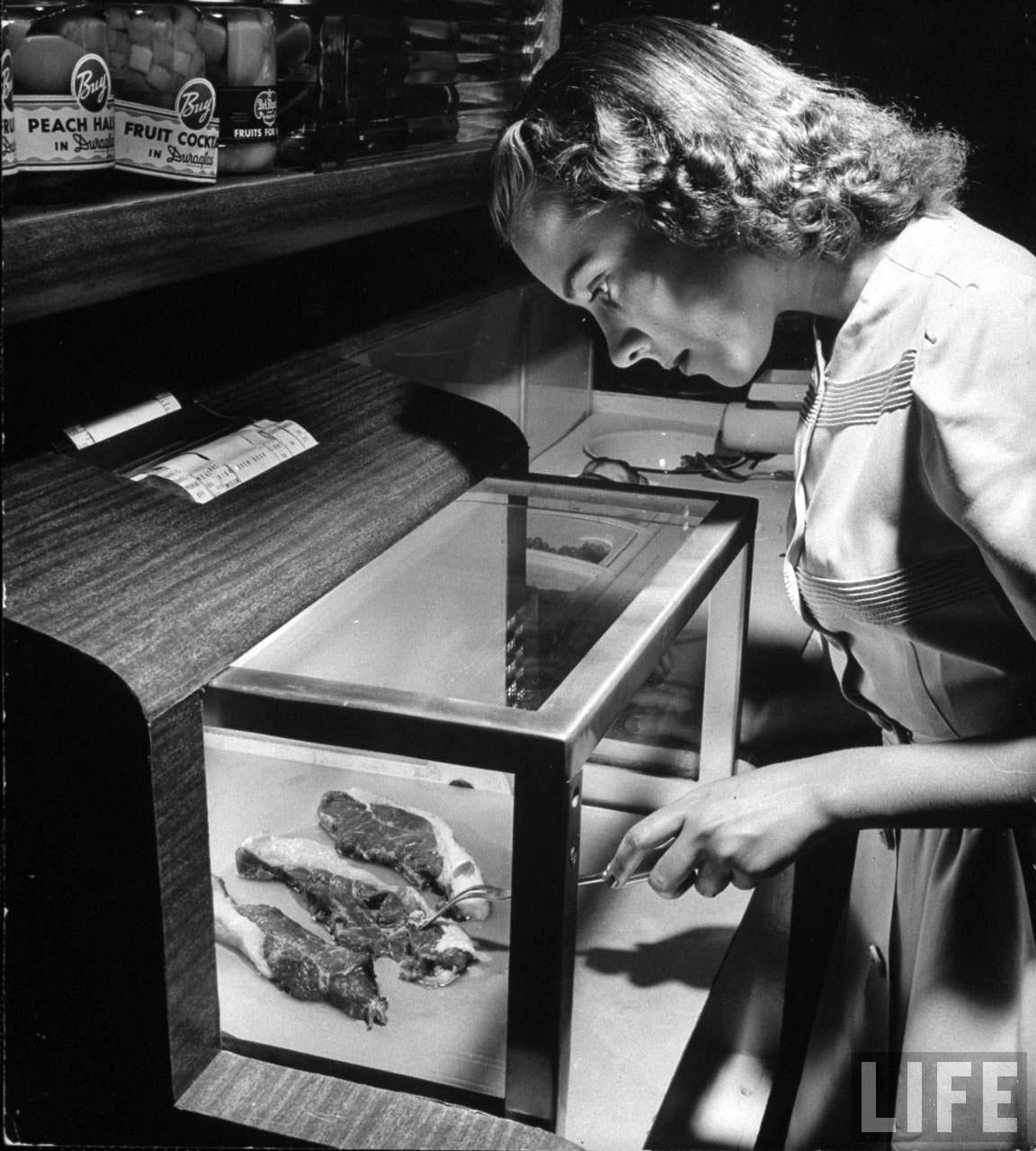 The Kitchen of Tomorrow (Life magazine, 1943)
