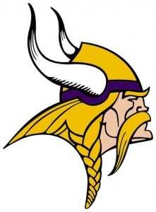 Minnesota Vikings Logo (1966 - 2012)