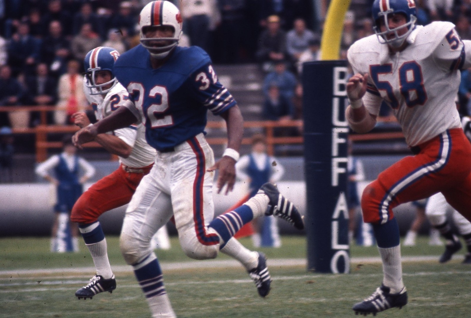 OJ Simpson - Buffalo Bills, 1969