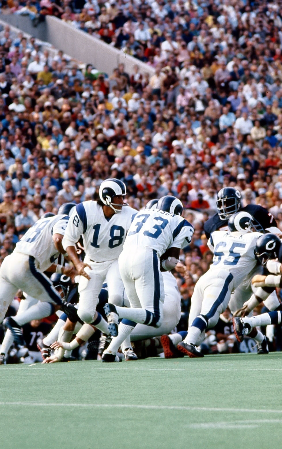 Roman Gabriel - Los Angeles Rams, 1972