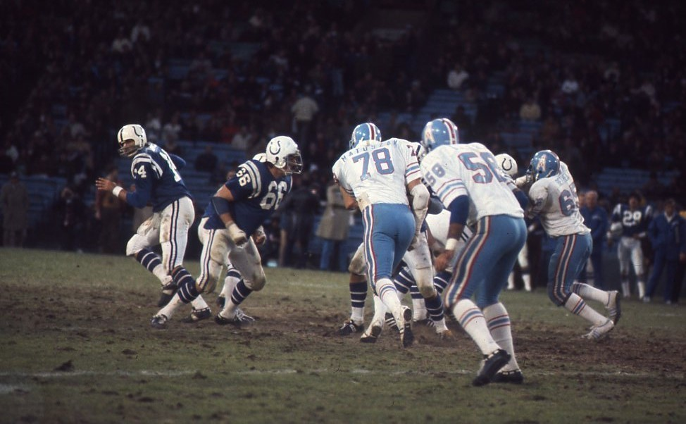 Marty Domres - Baltimore Colts, 1973