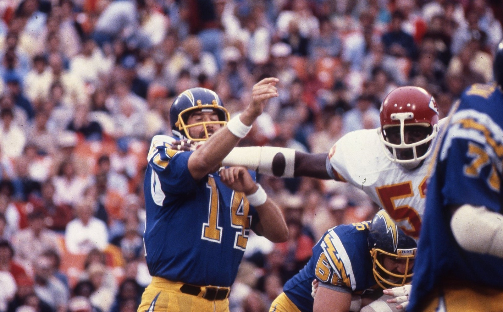Dan Fouts - San Diego Chargers, 1980