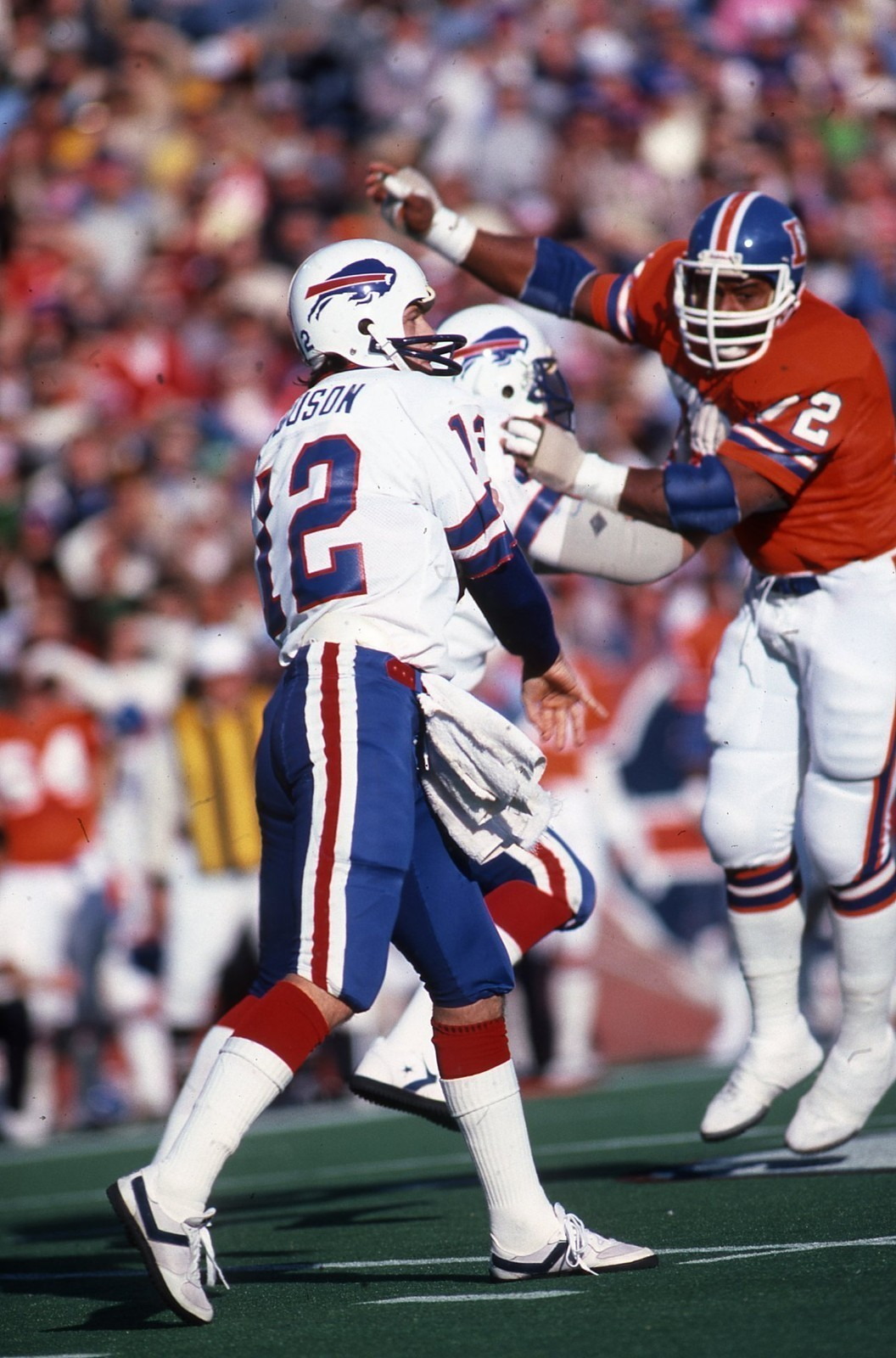 Joe Ferguson - Buffalo Bills, 1981