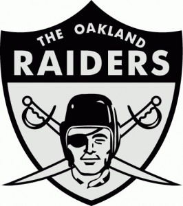 Oakland Raiders logo (1963)