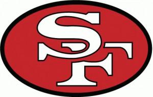 San Francisco 49ers logo (1968 - 1995)