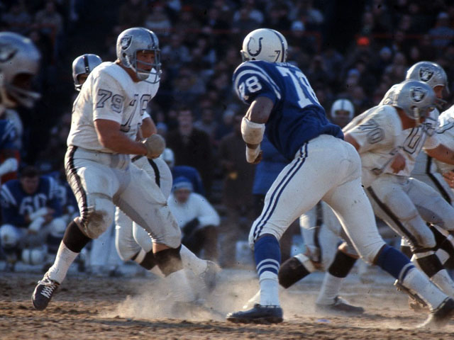 Flashback: Baltimore Colts at Oakland Raiders, 1970 AFC Championship
