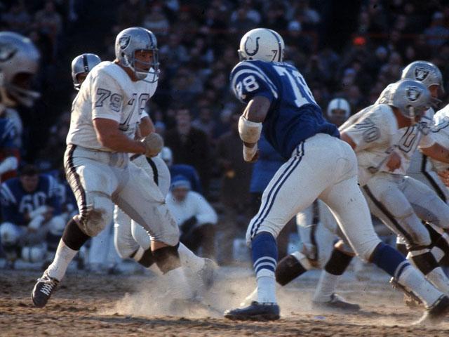 Flashback: Baltimore Colts at Oakland Raiders, 1970 AFC Championship