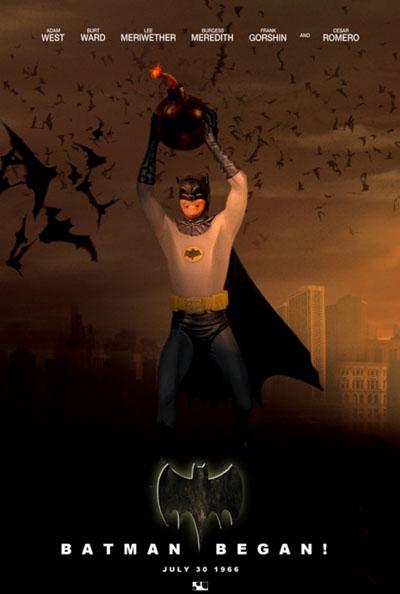 Batman Began!