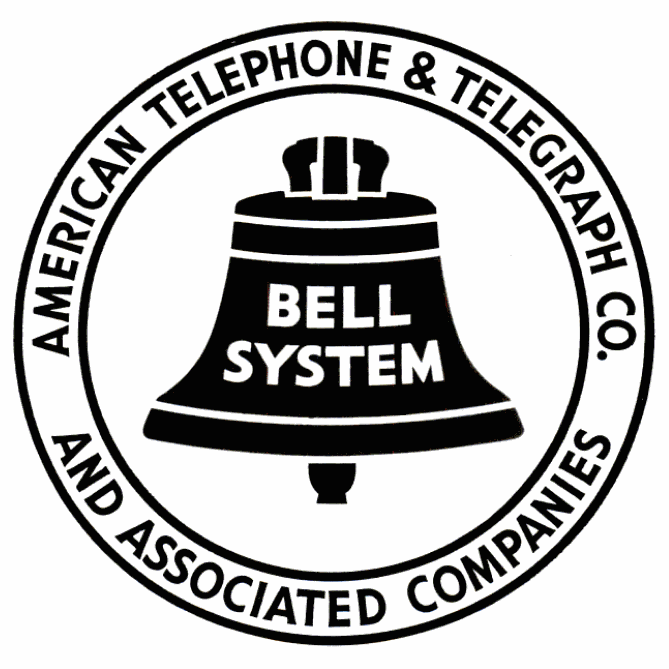 AT&T / Bell System Logo (1939 - 1964)