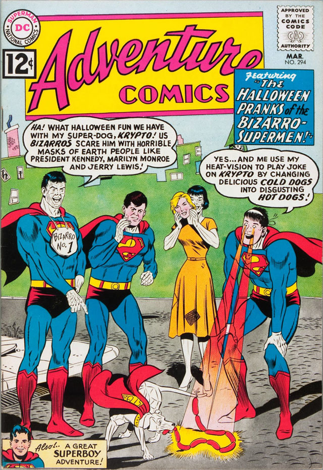 Adventure Comics #294 (DC, 1962)