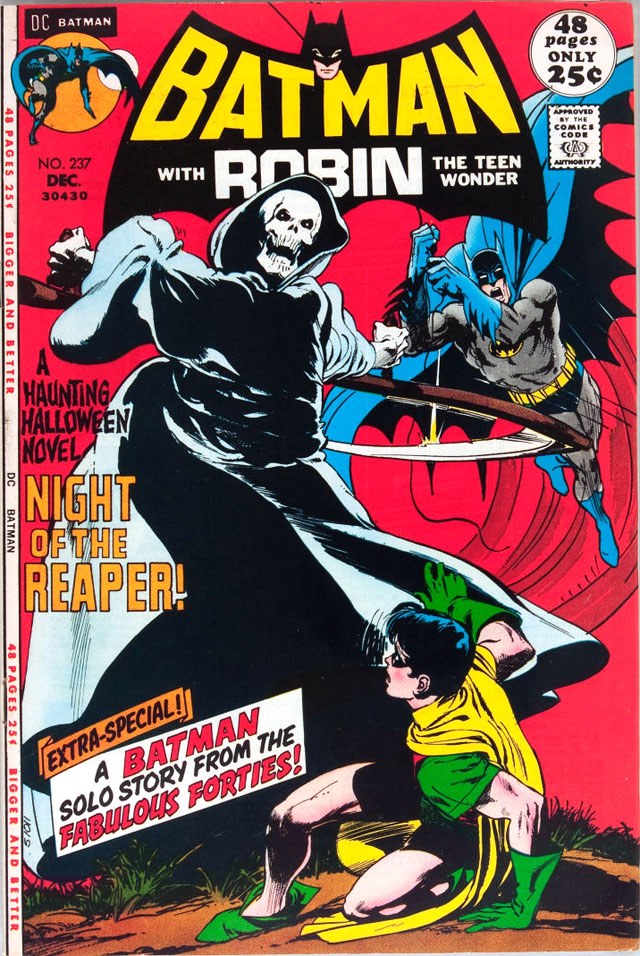 Batman #237 (DC, 1971)