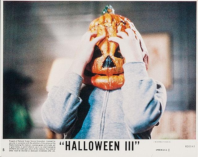 Halloween III Lobby Card (1982)