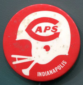 Indianapolis Capitols pin