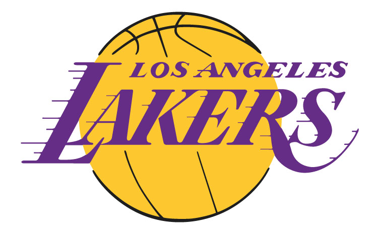 Los Angeles Lakers primary logo (2001 - present)