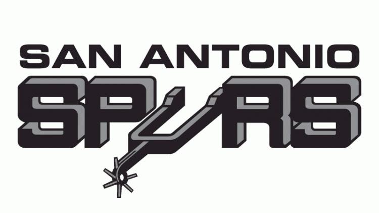 San Antonio Spurs primary logo (1976-1989)