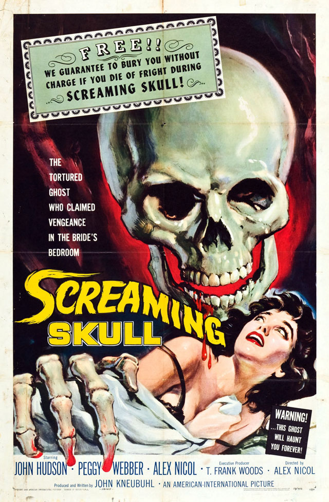 Screaming Skull (1958)