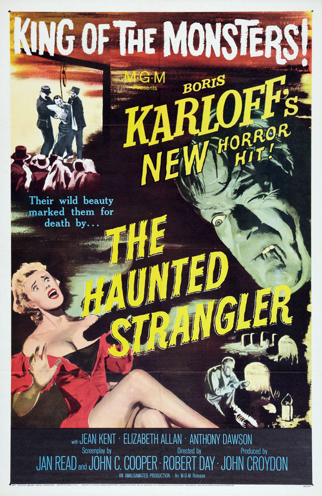 The Haunted Strangler (1958)