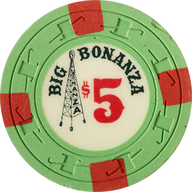 Big Bonanza, Las Vegas casino chip