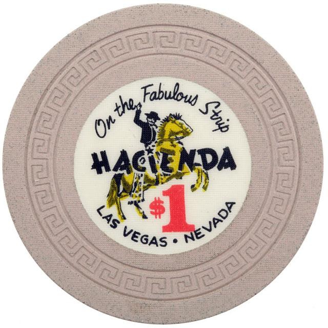 Hacienda, Las Vegas casino chip