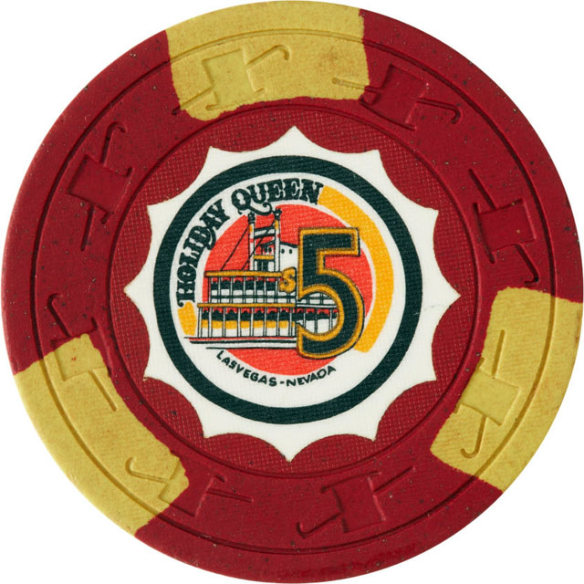 Holiday Queen, Las Vegas casino chip