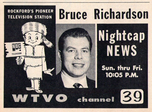 WTVO-TV (Rockford, IL), 1959