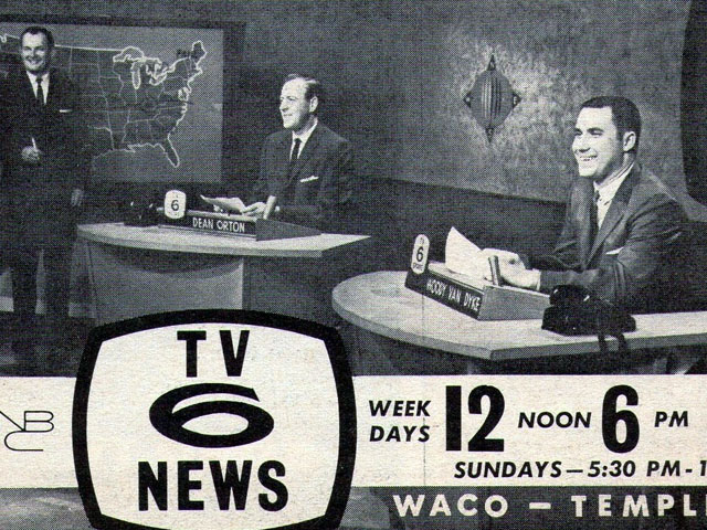 Film at 11: A Gallery of Vintage TV News Program Ads