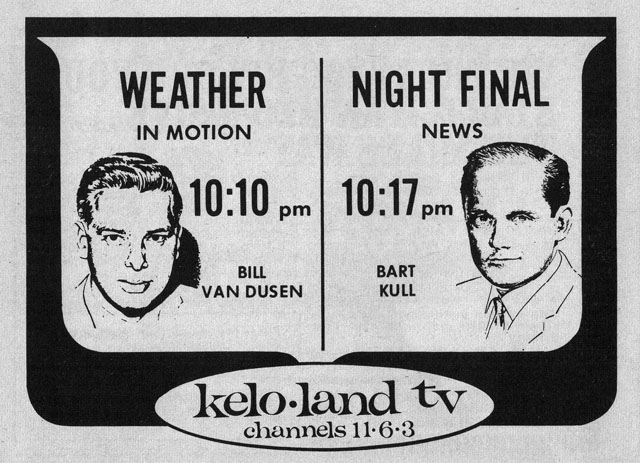 KELOland (Sioux Falls, SD), 1969
