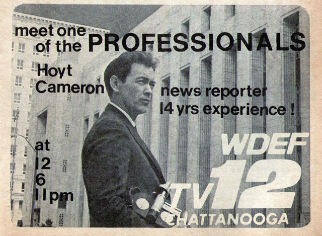 WDEF-TV (Chattanooga, TN), 1969