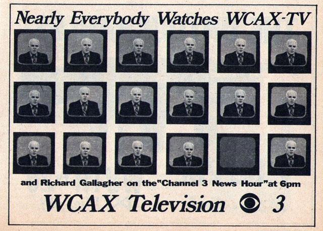WCAX (Burlington, VT), 1973